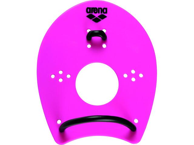 arena Elite Plaquettes de natation, pink/black